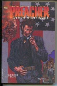 Preacher Proud Americans-Garth Ennis-1997-PB-VG/FN