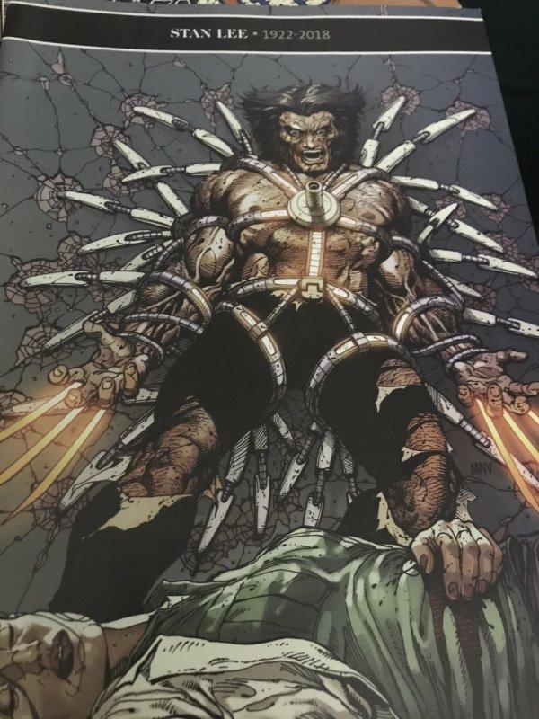 Marvel Stan Lee Return of Wolverine #4 Mint Tribute