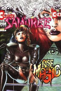 SAMUREE (1993 CO)   1-4  Beachum, Adams RISE OF MAGIC