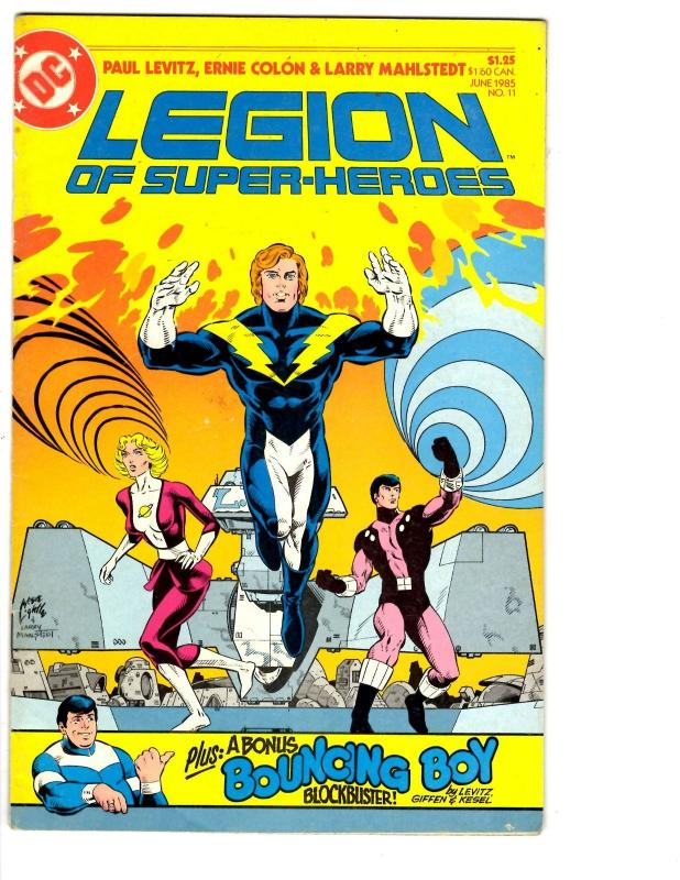 14 Legion of Super-Heroes DC Comics #11 12 13 20 (20) 22 25 26 28-31 33 34 BH21
