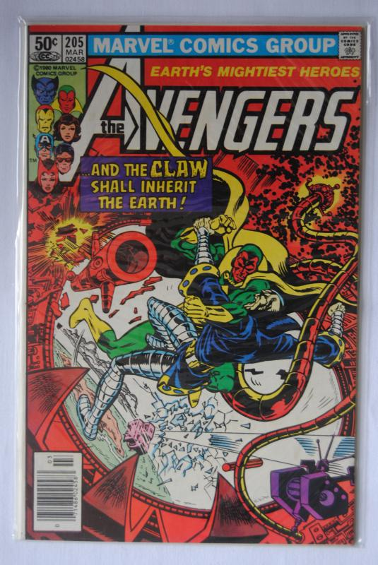 The Avengers, 205