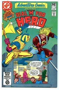 Adventure Comics 480 Apr 1981 NM- (9.2)