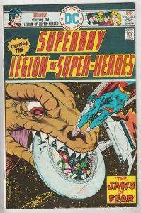 Superboy #213 (Dec-75) VF+ High-Grade Superboy, Legion of Super-Heroes
