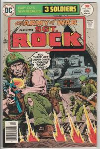 Our Army at War #299 (Dec-76) VG/FN+ Mid-Grade Easy Company, Sgt. Rock