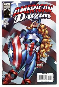 American Dream #1 2008 First issue Marvel NM-