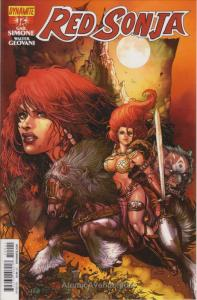 Red Sonja (Dynamite, Vol. 2) #12A VF/NM; Dynamite | save on shipping - details i
