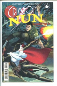 CRIMSON NUN #2, NM, Antarctic, Ben Dunn, 1997, WWII, War, more in store