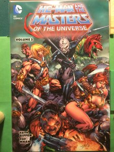 He-Man Masters Of The Universe vol 3 Graphic Novel Brand New Never Read