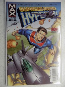 SUPREME POWER HYPERION # 3