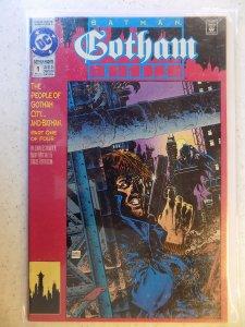 BATMAN GOTHAM NIGHTS # 1