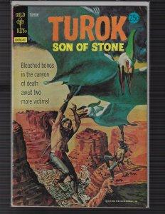 Turok, Son of Stone #91 (Gold Key, 1974)