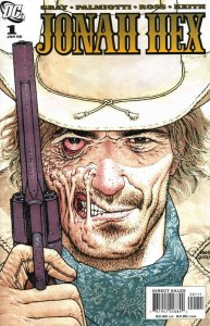 Jonah Hex (2nd Series) #1 VF/NM; DC   save on shipping - details inside
