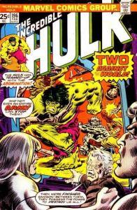 Incredible Hulk (1968 series) #196, VF- (Stock photo)