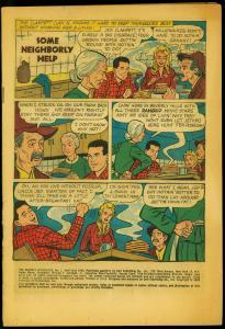 Beverly Hillbillies #1 1963- Dell TV Comic- Coverless Bargain Copy