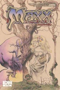 Maxx: Maxximized #15, NM (Stock photo)