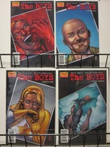 BOYS (2006 DYNAMITE) 40-43  The Innocents