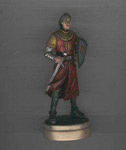 Figura Resina El Capitan Trueno (pieza especial)