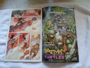 DC COMIC JUSTIC LEAGUE THE DARKEGID WAR # 1 ( 2016 )