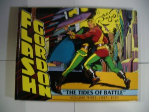 FLASH GORDON VOL 3 HARDCVR-ALEX RAYMOND-COLOR REPRINTS VF