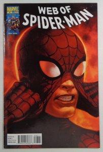 Web of Spider-Man #8 Marvel 2010