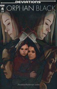 Orphan Black: Deviations #4 VF/NM; IDW | save on shipping - details inside