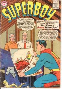 SUPERBOY 108 FAIR   October 1963 COMICS BOOK