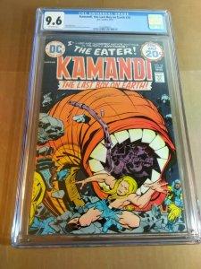 Kamandi The Last Boy On Earth #18 CGC Universal Grade 9.6 NM+ Jack Kirby