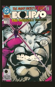 DC Comics Eclipso: The Darkness Within #1 (1992)