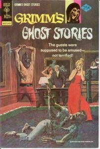 GRIMMS GHOST STORIES 20 VF-NM   November 1974