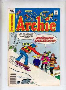 Archie #270 (Apr-78) FN Mid-Grade Archie
