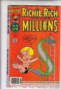 Richie Rich Millions #90 (Aug-78) NM- High-Grade Richie Rich