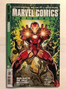 Marvel Comics Presents #7 (2019) - 1st Full Appearance of Rien