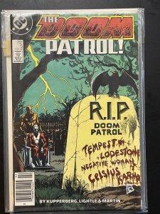 Doom Patrol #5 (1988)
