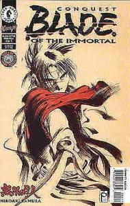 Blade of the Immortal #4 FN; Dark Horse | save on shipping - details inside