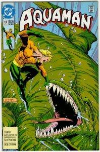 AQUAMAN #11 (9.0-9.2) 1992 DC Comics
