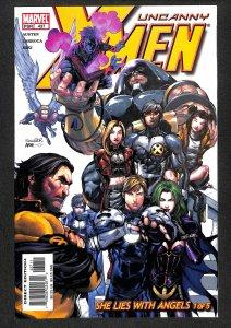 The Uncanny X-Men #437 (2004)