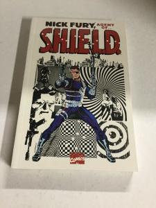 Nick Fury, Agent Of Shield Nm Near Mint Marvel Comics SC TPB
