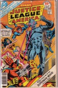 Justice League of America   vol. 1   #146 GD