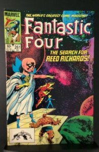 Fantastic Four #261 (1983)