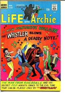 Life With Archie #52 1933-Betty-Veronica-Smokeman-Whistler-VF