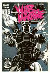 Iron Man 282   1st full War Machine