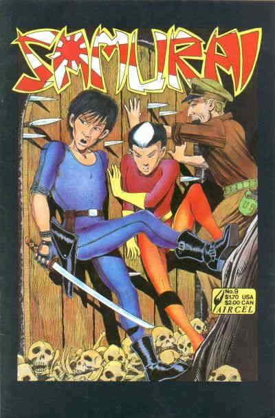 Samurai #9 FN; Aircel | save on shipping - details inside