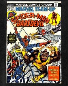 Marvel Team-Up #25 (1974)