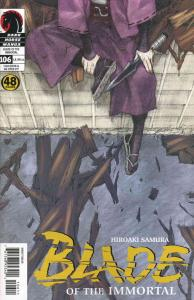 Blade of the Immortal #106 VF; Dark Horse | save on shipping - details inside
