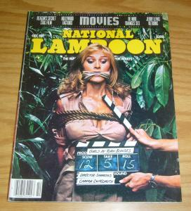 National Lampoon vol. 2 #39 FN october 1981 ronald reagan secret stag film