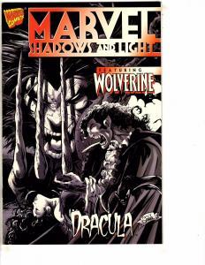 Marvel Shadows And Light Feat Wolverine & Dracula #1 NM 1st Print Dr Strange AH1