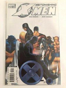 Astonishing X-Men 12 Whedon Cassaday NM