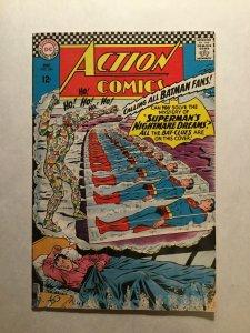 Action Comics 344 Very Good Vg 4.0 Water Damage Dc Comics
