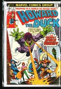 Howard the Duck #2 (1976)