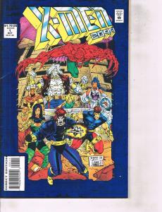 Lot Of 2 Marvel Comic Book X-Men 2099 #1 and Master of Kung Fu #101 ON14